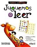 Juguemos a leer/ Let's Play to Read: Apoyo Didactico, Alfabetos Recortables. Vocabulario Con Ilustraciones. Letra Script Y Cursiva/ Educational ... Italic and Script Letter (Spanish Edition)