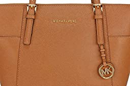Michael Kors Women\'s Jet Set Item East/West Trapeze Tote-Luggage