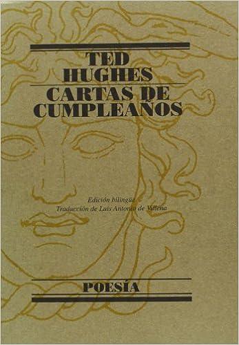 Cartas de cumpleaños (POESIA): Amazon.es: Ted Hughes: Libros