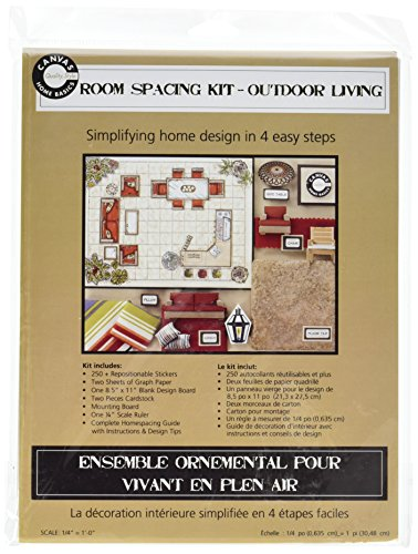 Cheap  Canvas Corp Patio and Outdoor Living Room Spacing Kit