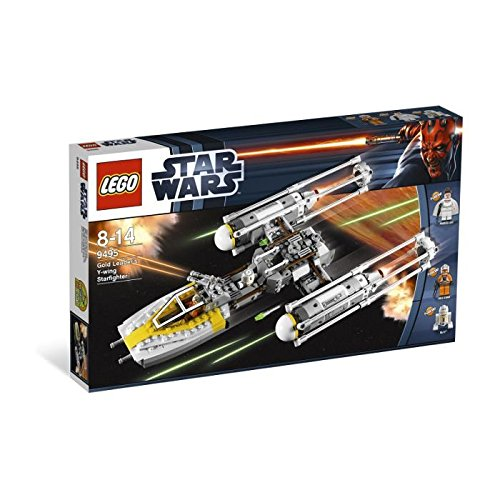 LEGO-Star-Wars-A-New-Hope-Gold-Leaders-Y-Wing-Starfighter-Set-9495