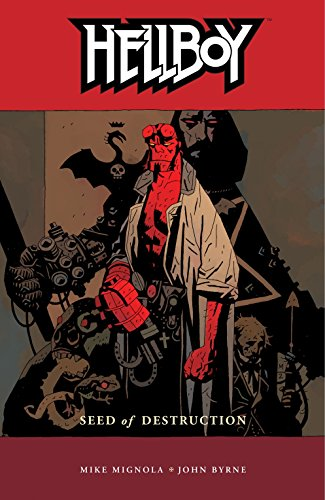 Hellboy, Vol. 1: Seed of -