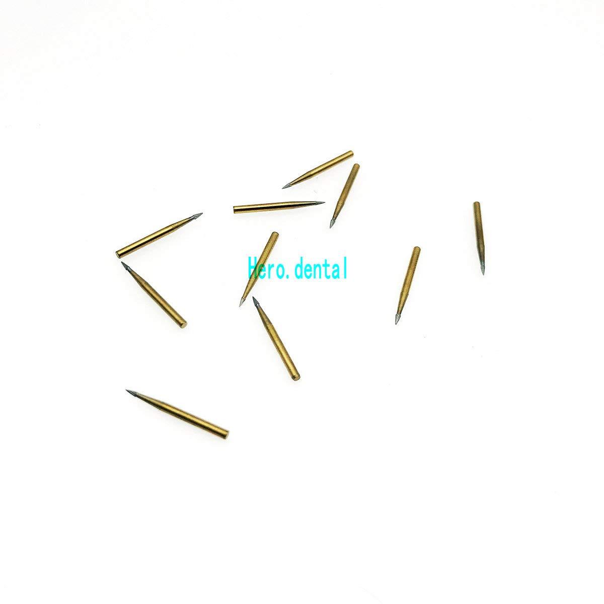 10 PCS//Pack Carbide Burs