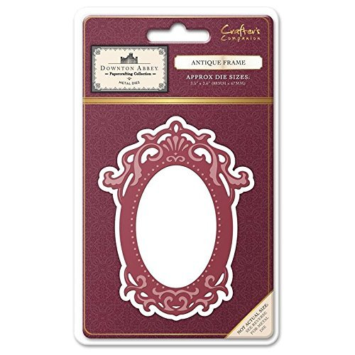 Crafters Companion Downton Abbey - Antique Frame Die - Antique Die