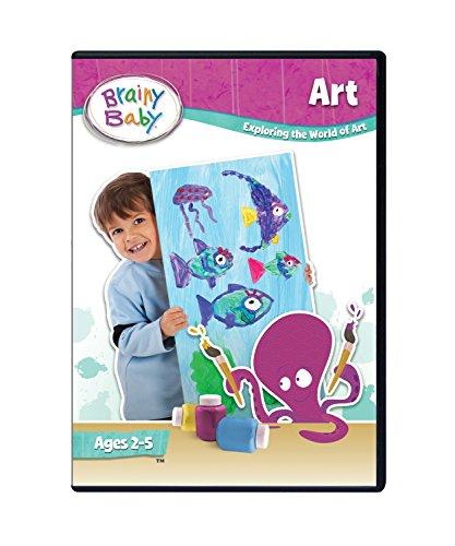 Brainy Baby Art DVD: Deluxe Edition