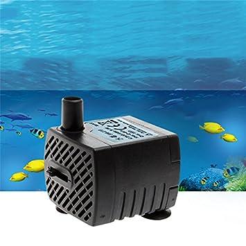 LianLe®Bomba de aire de oxígeno tanque de peces de acuario bomba de oxígeno: Amazon.es: Hogar