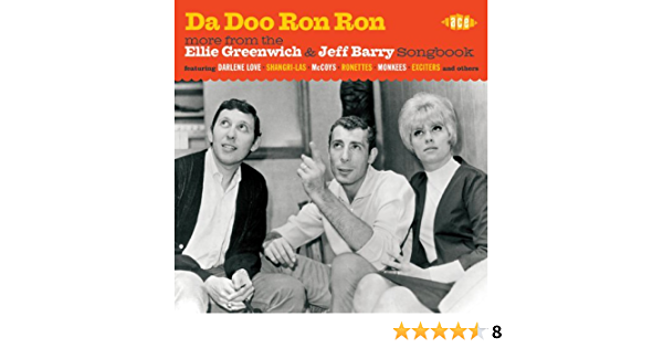 Da Doo Ron Ron: More from the Ellie Greenwich & Jeff Barry Songbook by Various Artists (2012-05-08)