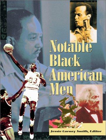 Books : Notable Black American Men: Book I