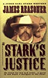 Stark's Justice, James Reasoner, 0671871404