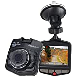 Amebay Dash Cam 2.4 Inch FHD 1080P Car DVR (Small Image)