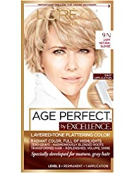 L'Oreal Paris ExcellenceAge Perfect Layered Tone Flattering...