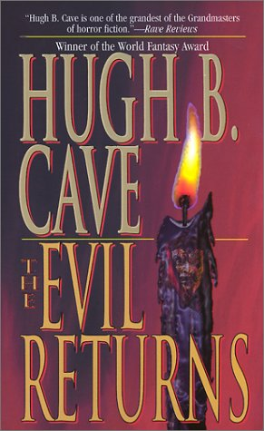 book cover of The Evil Returns