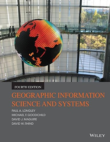 Geographic Information Science and Systems - System Science