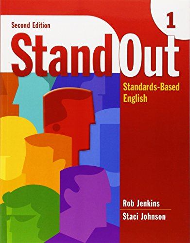 Stand Out 1: Standards-Based English (Stand Out: Standards-Based - Stand Based