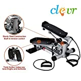 Clevr Twister Stepper Step Machine Cardio Fitness Trainer Stair Climber Exercise