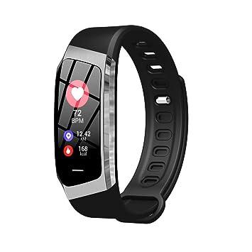 ZEERKEER Smartwatch Reloj deportivo Unisex Pulsera ...