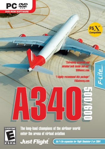 Just Flight Limited A340-500/600 Expansion for MS Flight ...
