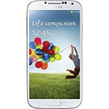 Samsung Galaxy S4 Unlocked GSM Smartphone 16GB - No Warranty - White Frost