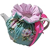 Cotton Tea Cozy Vintage Floral Tea Cozy Dust Proof
