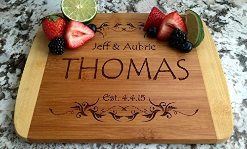 Qualtry Personalized Mini Wood