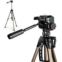 Weifeng 160cm Dual Bubble Level Camera Tripod
