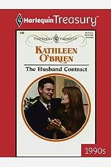 The Husband Contract Kindle Edition