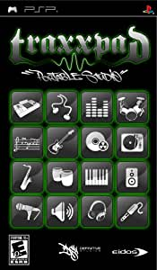 Traxxpad - PlayStation Portable