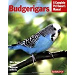 Budgerigars (Complete Pet Owner's Manual) by Immanuel Birmelin (2008) Paperback