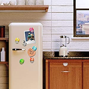 Cute Decorative Magnets for the Refrigerator Fridge Magnets Set Funny Decoration Office Whiteboards etc Suitable for Kids Toddlers and Adults