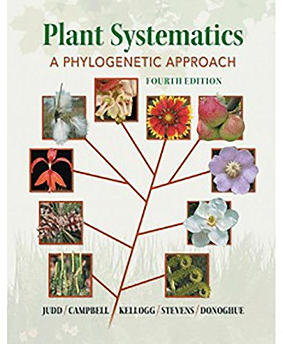 1605353892 - Plant Systematics: A Phylogenetic Approach