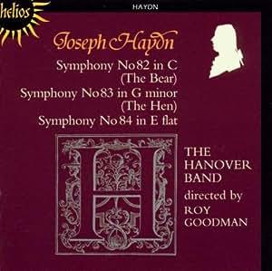 Haydn: Symphonies Nos.82-84