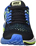 Nike-Mens-Air-Zoom-Structure-20-BlackWhitePhoto-Blue-Running-Shoe-75-Men-US