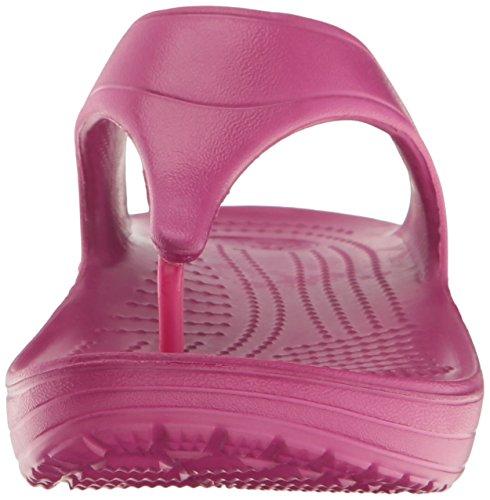 Rouge berry Crocs Chaussons Wn platform Femme Flip Mules vxqYgUwFq