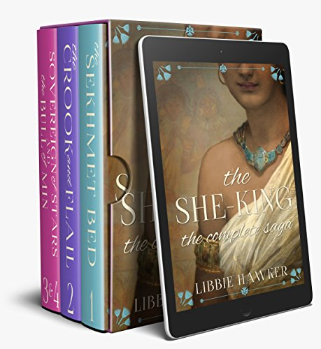 [R.e.a.d] The She-King: The Complete Saga: Four Novels of Ancient Egypt [R.A.R]