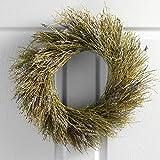 Way Home Fair Live Winterbud and Dried Lavender Wreath