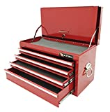Excel TB2060BBSA-Red 26-Inch Steel Chest, Red