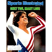 Sports Illustrated - August 13, 1984 Issue: Mary Lou Retton Cover, Carl Lewis, Olympic Coverage, and More! (Volume 61 Number 8)