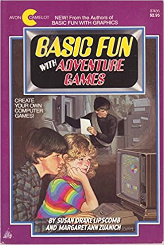 Basic Fun With Adventure Games