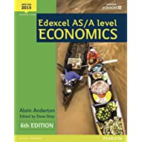 Edexcel AS/A Level Economics Student book + Active Book (Edexcel GCE Economics 2015)