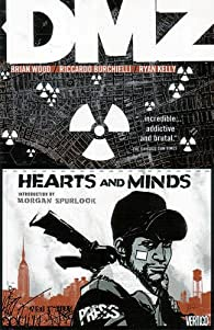 DMZ, tome 9 : Coeurs et esprits par Brian Wood