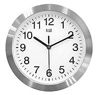 HITO Silent Non-ticking Wall Clock- Meta...