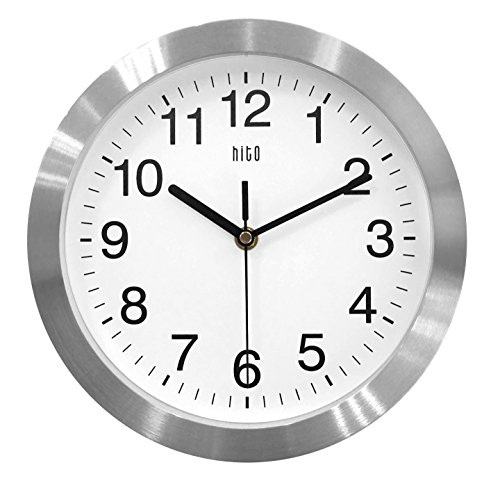 Small Wall Clocks Amazoncom