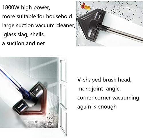 RKY Aspirateur ménager ultra silencieux puissant ultra-puissant 1800W double usage, humide et sec /-/-/