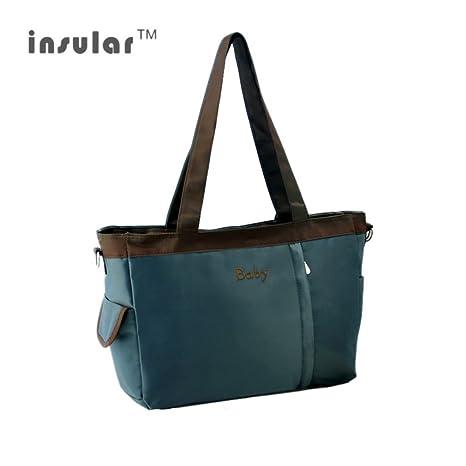 Gugutogo INSULAR 08770 bolsa de pañales a prueba de agua coreana bolsa de pañales de viaje