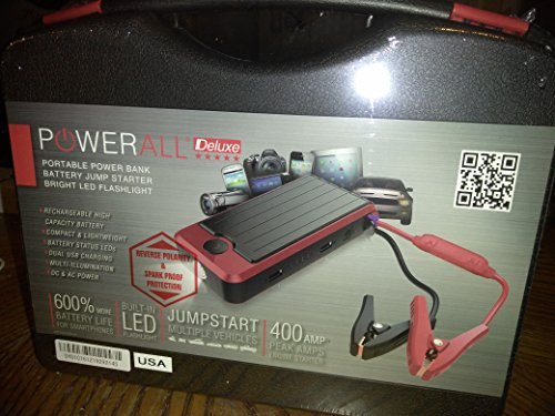 POWERALL PORTABLE iPhone Laptops Starter