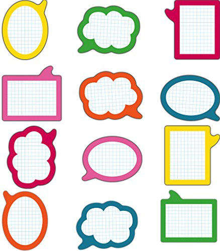 Speech Bubble (Carson Dellosa School Pop Speech Bubbles Cut-Outs (120208))