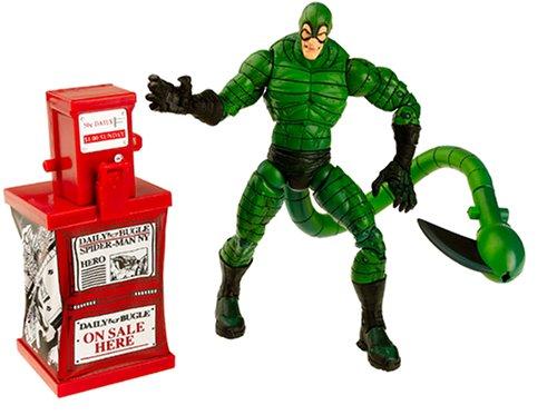 (Tail Strike Scorpion/ Spider-Man Classics series 11)