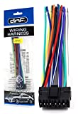 DNF Sony Wiring Harness 16 PIN SOH CDX-CA810X CDX-CA850X CDX-C580 - 100% Copper Wires!