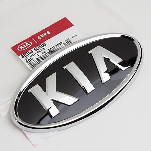 Kia Genuine 86353-4D500 Logo Assembly