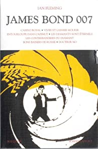 James Bond 007 - Bouquins, tome 1 par Fleming